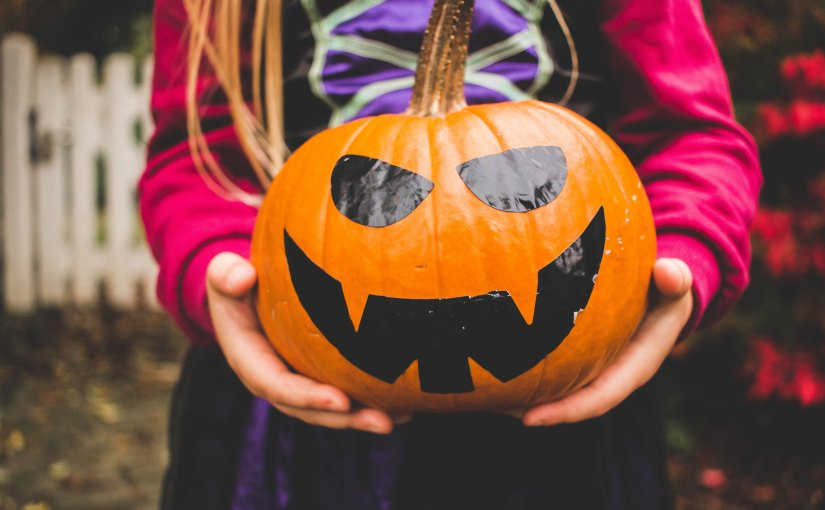 Sensory Triggers and Halloween